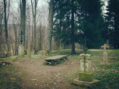 pozostałości ukraińskich osad