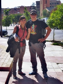 Podróżniccy - Diane et moi
