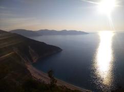 plaża Myrtos, Kefalonia