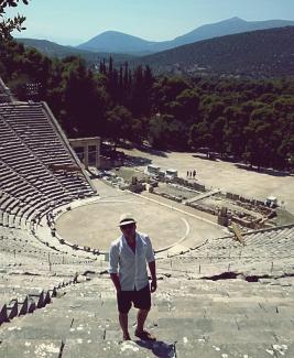 teatr w Epidauros - Don Czarleone