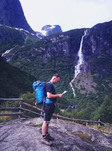Ej stary, ten wodospad jest większy niż Siklawa!