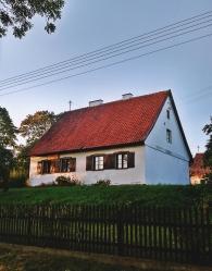 pruskie domy