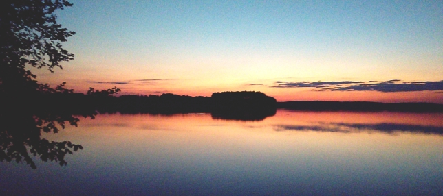 Jezioro Dejguny przez zmrokiem_02