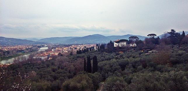 piazzale Michelangelo