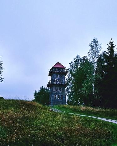 wieża Stare Juchy