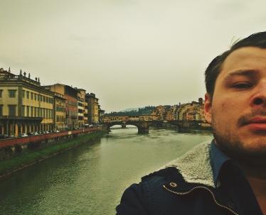 Italiano di Firenze - Cezarre - stary most i pół Czezarrre