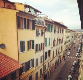 hostel na Via Nazionale