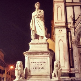pomnik Dante Alighieri'ego