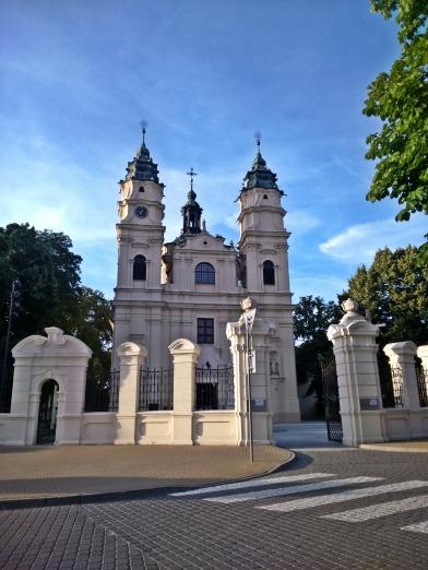 kościół we Włodawie