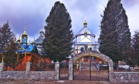 cerkiew w Rafajłowej