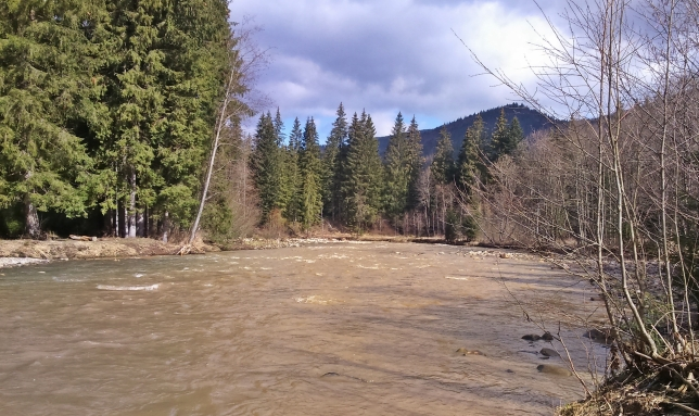 rzeka Petros