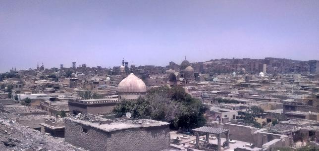starożytny Kair