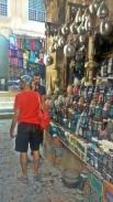 zakupy na bazarze