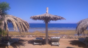 plaże Dahab'u