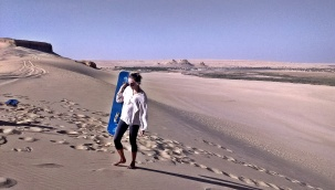 Karolina na pustyni