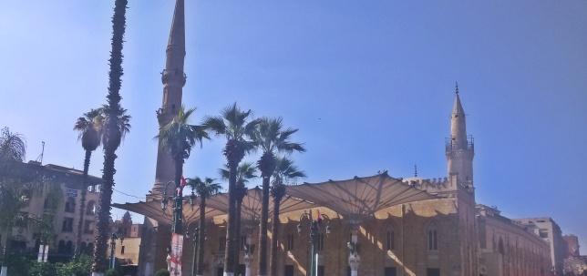 jeden z wielu meczetów