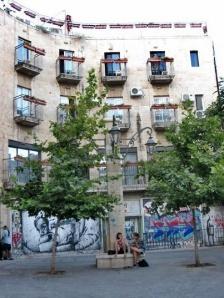Jerusalem i jej dzielnice