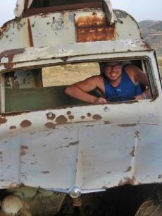 auto bez wspomagania