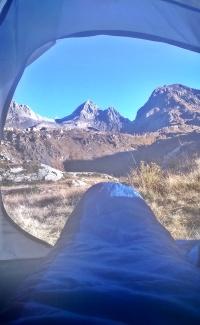 drugi poranek w Alpach Bergamskich
