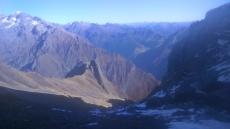 przełęcz Valsecca, Alpy Bergamskie