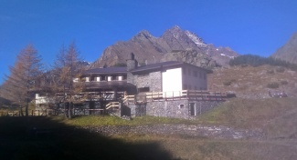 rifugio Curo