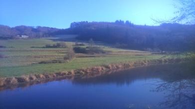 nad rzeką Semois