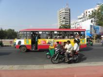 ulica w Delhi