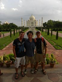 słynne Taj Mahal