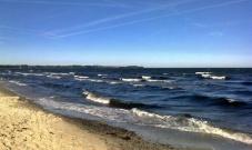 bałtyckie plaże na Rugii
