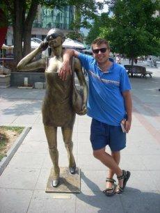 nowi znajomi w Skopje
