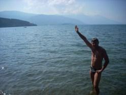 jezioro Ohrid