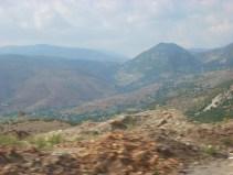 albańskie góry