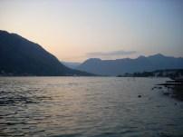 czarnogórskie zatoki nad Morzem Adriatyckim
