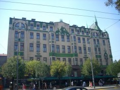 achitektura Belgradu