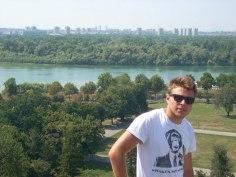 Dunaj w Belgradzie