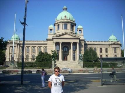 Supstina - parlament serbski