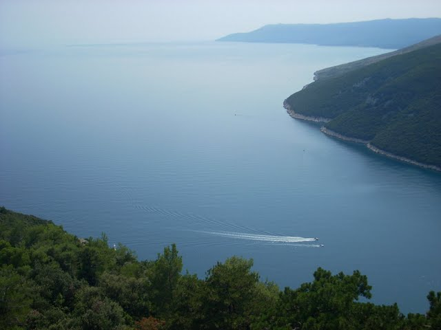 adriatyckie wybrzeże Chorwacji