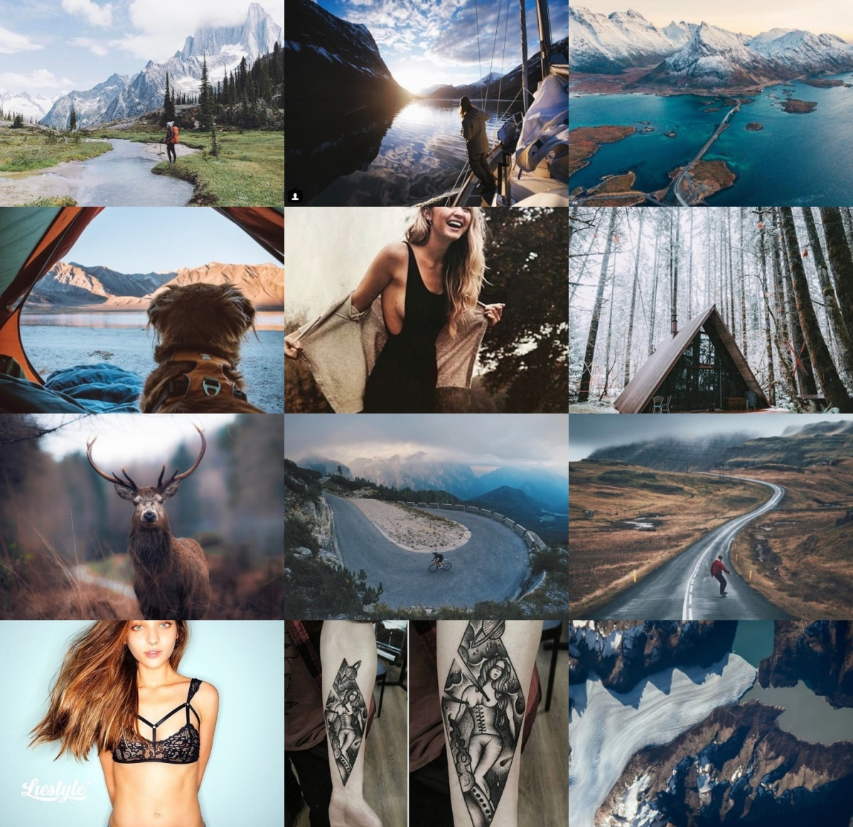12 kont na Instagramie, które mnie inspirują