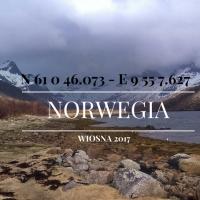 Workaway/Husky/Norwegia #1 - Wiosna w Norwegii
