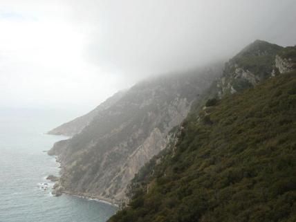 klify zachodniego Alentejo