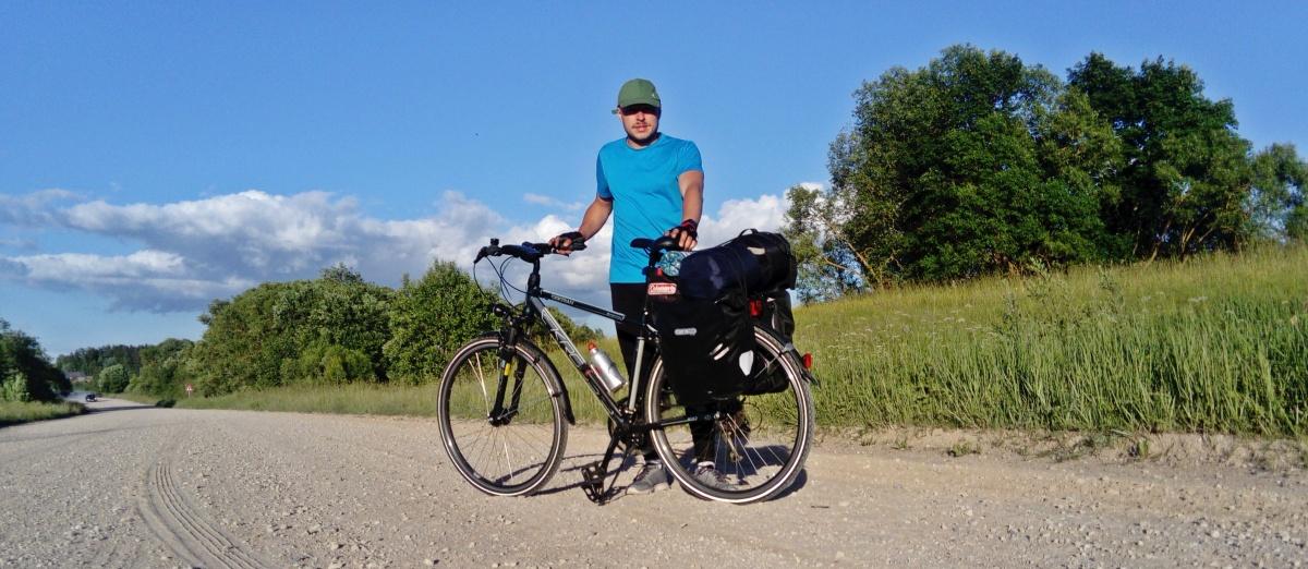 Dzienniki rowerowe - Litwa, Łotwa, Estonia - część 1