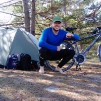 Dzienniki rowerowe - Litwa, Łotwa, Estonia - część 2
