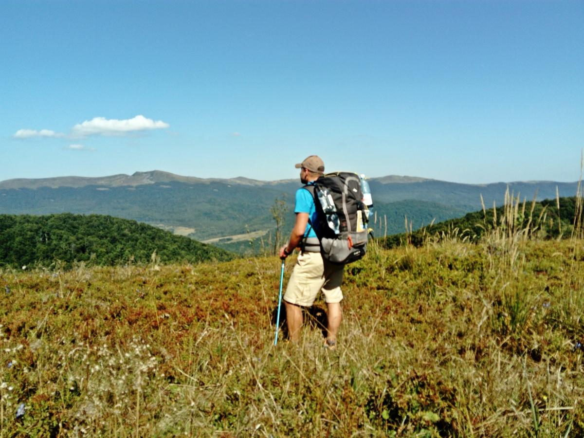 Trekking przez Użański Park Narodowy