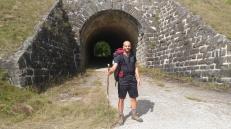 tunel kolei użockiej