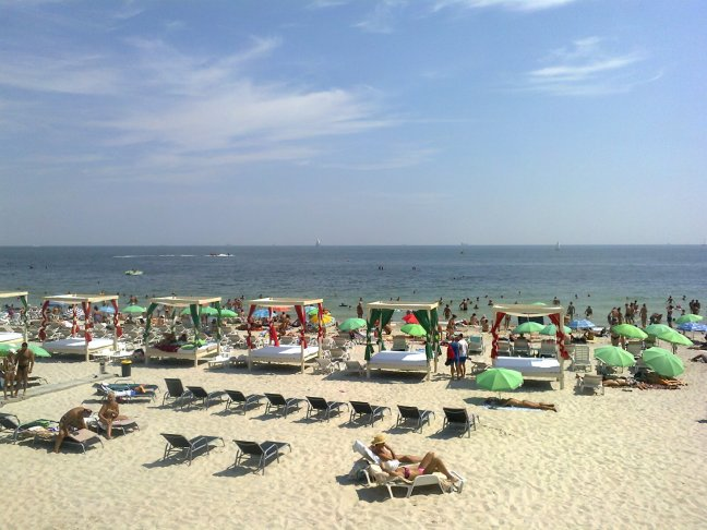 odeska plaża