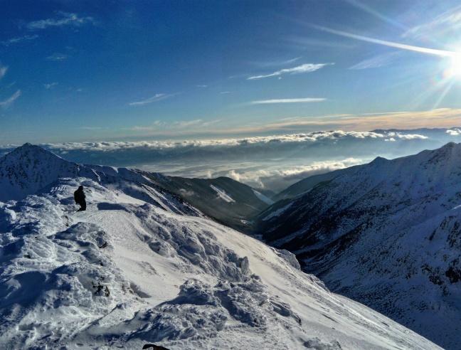 magia Tatr zimą