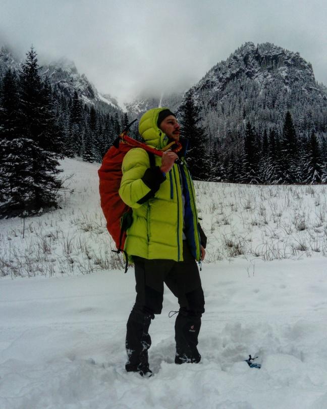 trekking i wspinaczka w Tatrach
