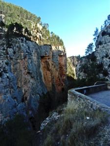 kanion Montanejos, Communidad Valenciana