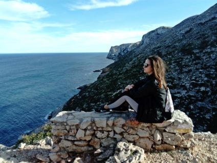 droga do Cova Negra, Communidad Valenciana
