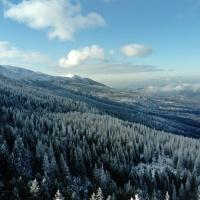 Beskid Żywiecki - zimowy trekking